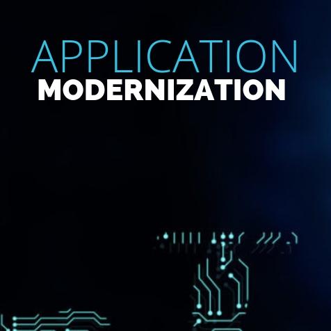 legacy UI modernization EZNGO Application